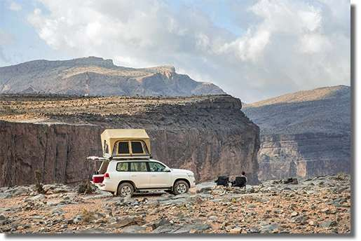 iDrive 4x4 Tours Oman
