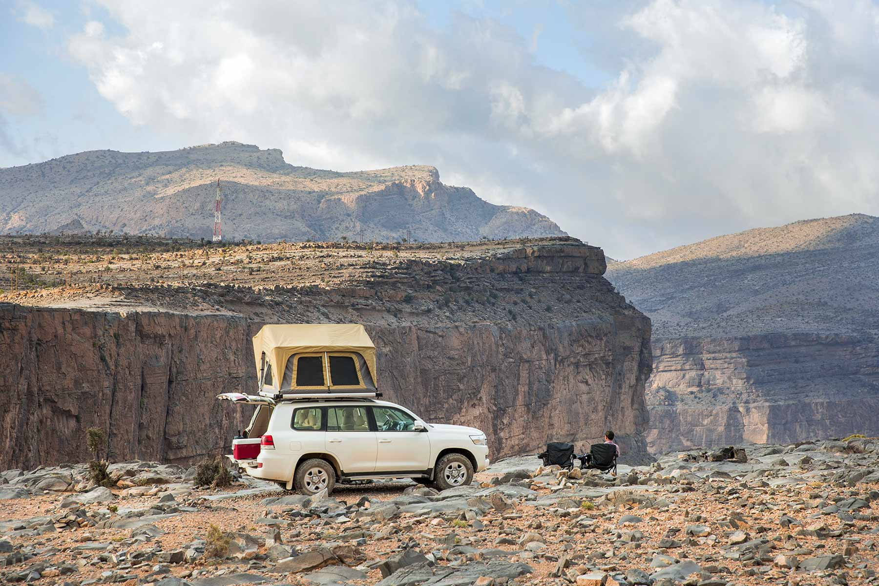 iDrive4 x4 Oman Gorge